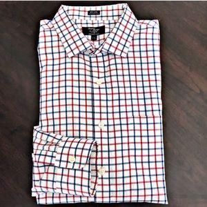 [J. Crew] Thompson dress shirt in tattersall